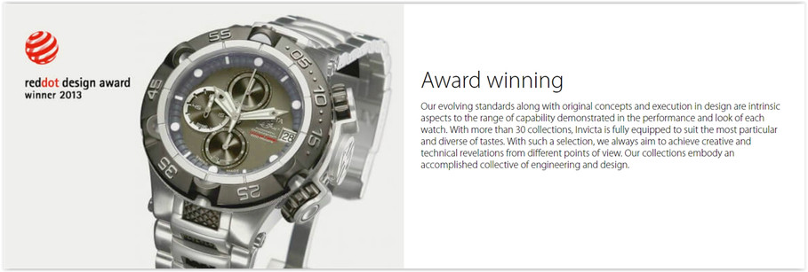 Invicta Watches Online shop