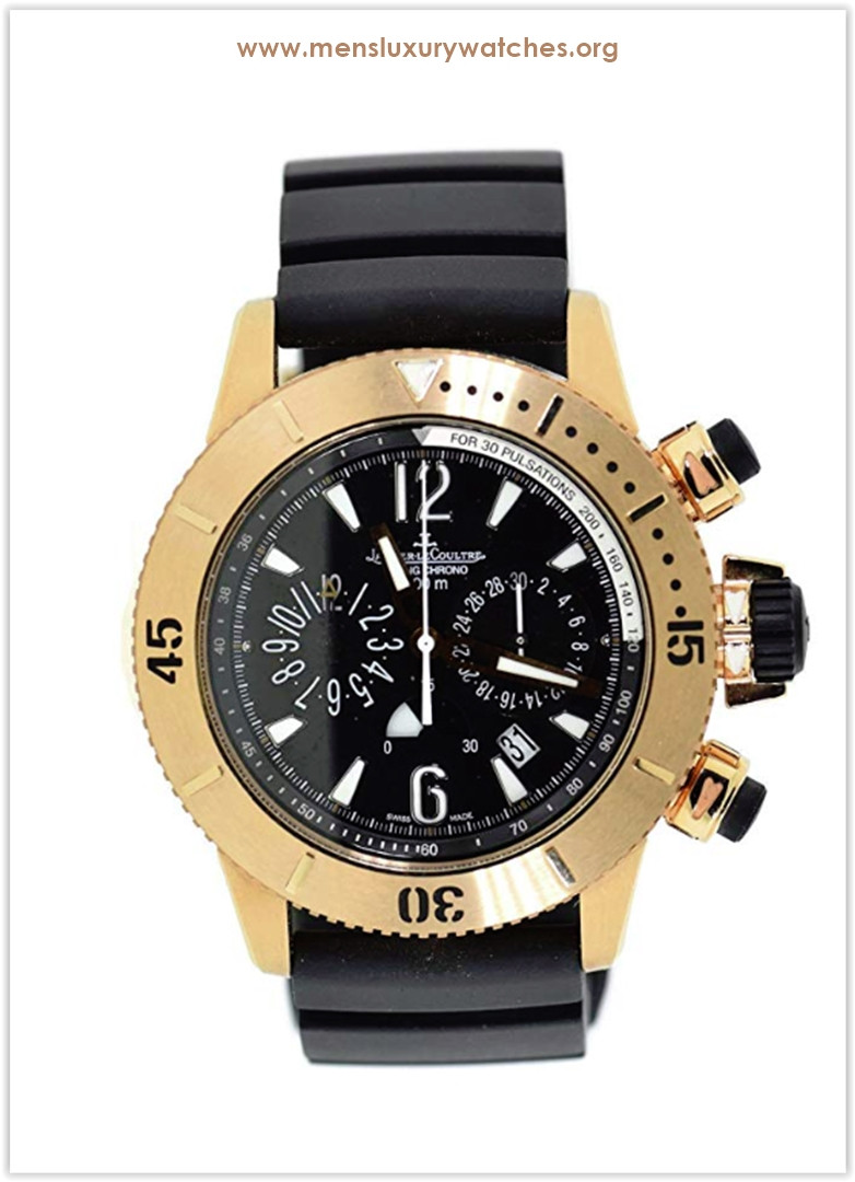 Jaeger-LeCoultre Master Compressor Automatic-self-Wind Men's Watch Best Price