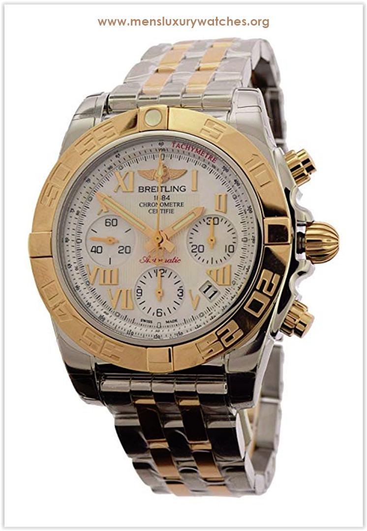 BREITLING STAINLESS STEEL MEN'S WATCH Price