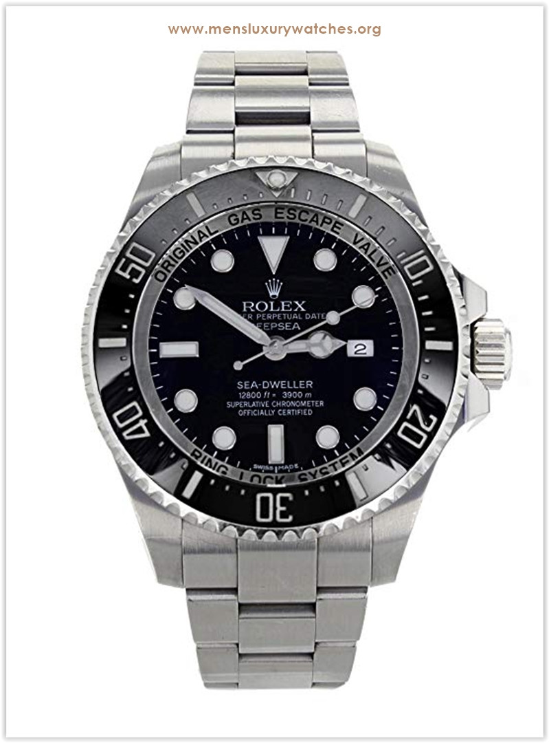 Rolex Sea-Dweller Automatic-self-Wind Men's Watch the best price