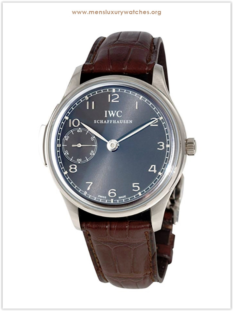 IWC Men's Portuguese Minute Repeater Gold Watch for men