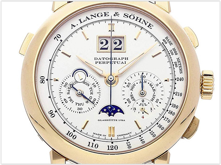 A. Lange & Sohne Saxonia Mechanical