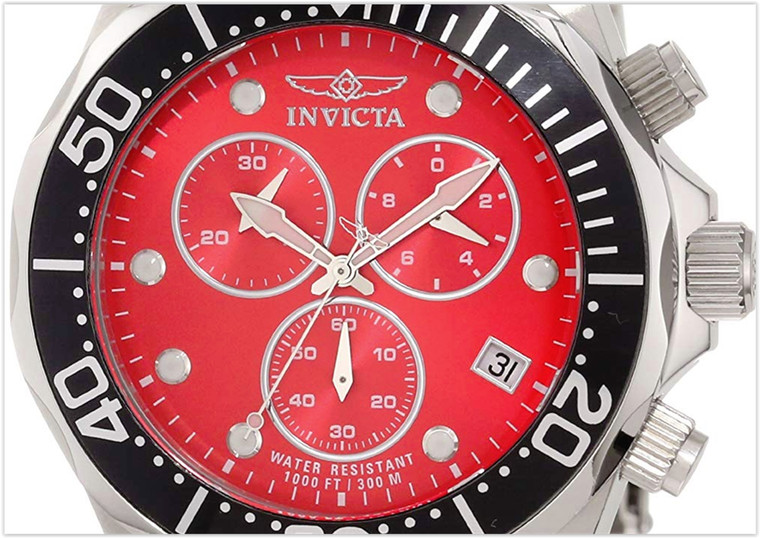 Invicta Men's 11486 Pro Diver Chronograp