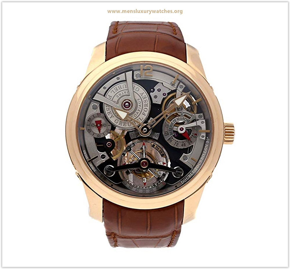 Legendary Watches Series 2 Greubel Forsey Tourbillon Mechanical