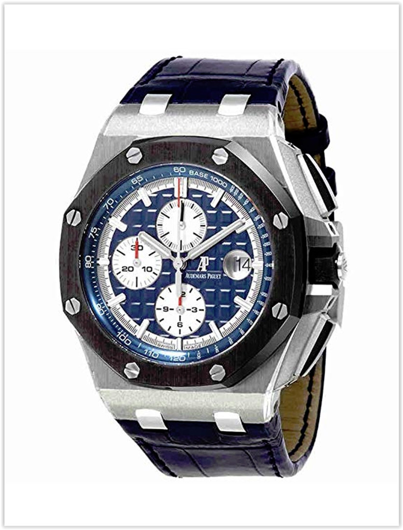 Audemars Piguet AP Royal Oak Offshore Chronograph 44mm Platinum Men's Watch price