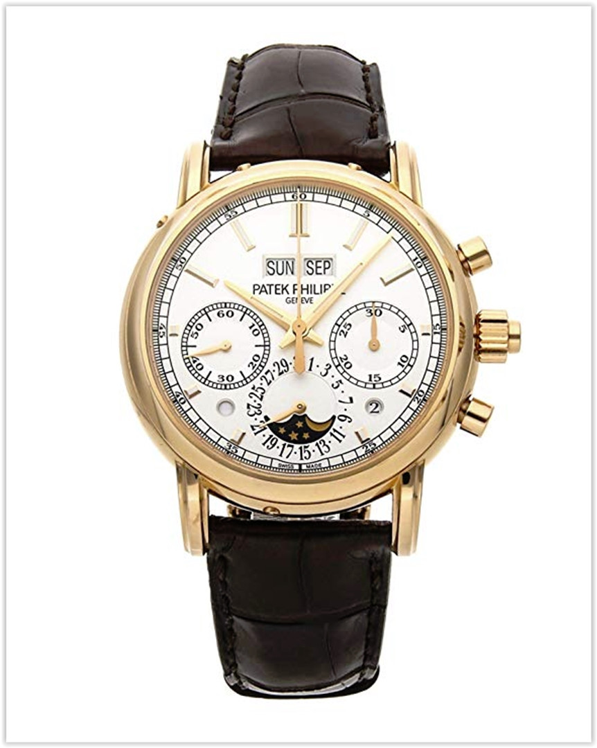 Patek Philippe Grand Complications Mechanical (Hand-Winding) Gold Dial Men's Watch best price