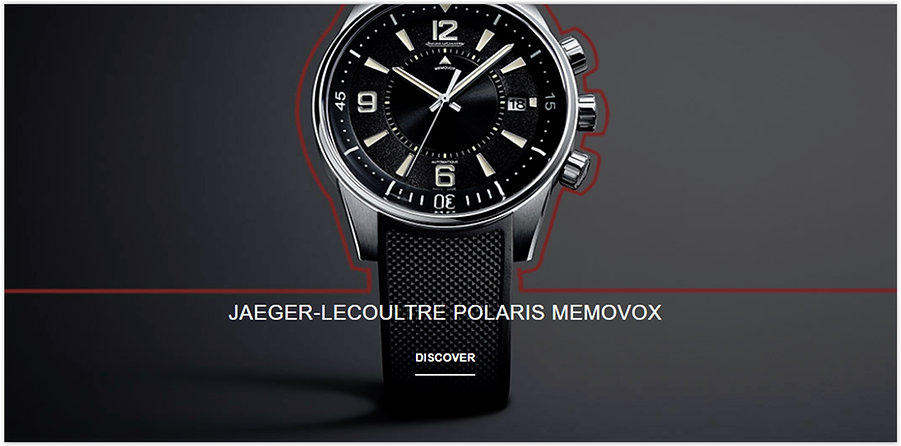 The Jaeger-LeCoultre Watches