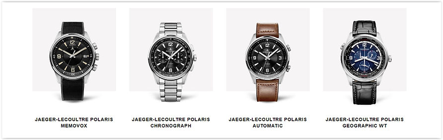 The Jaeger-LeCoultre Online Watch Store