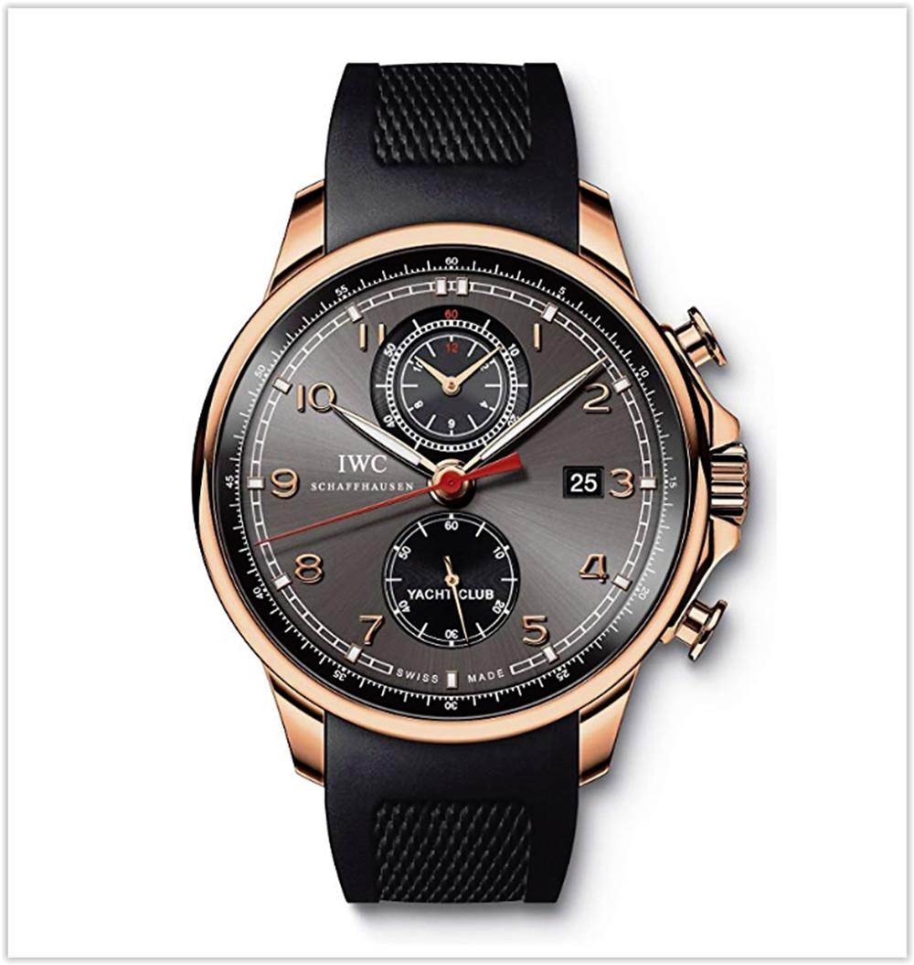 IWC Portuguese Yacht Club Chronograph Mechanical Men's Watch best price