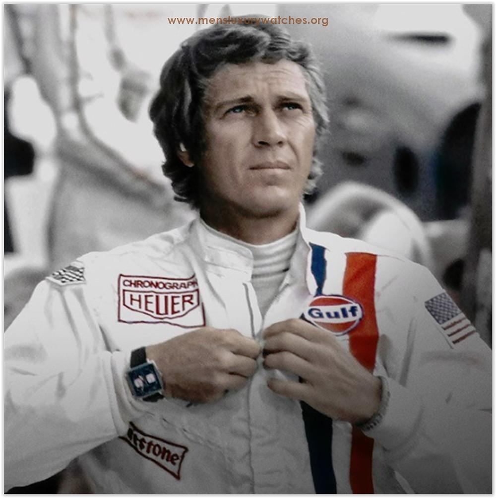 Legendary watches series TAG Heuer Monaco