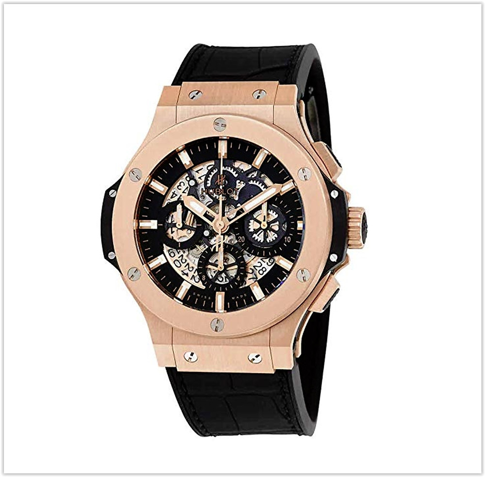 Hublot Aero Bang Gold Men's Watch buy online