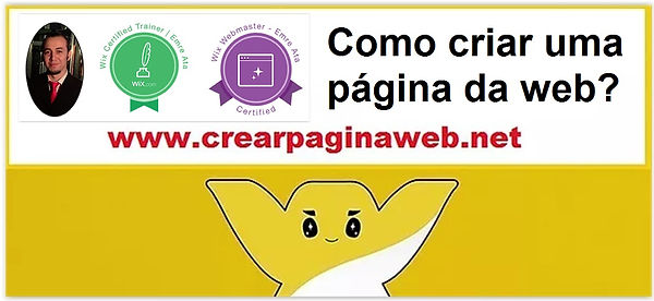 Como criar uma página da web