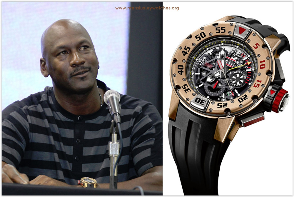 Michael Jordan Richard Mille Watches