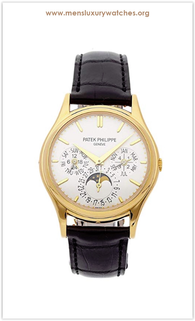 Patek Philippe Grand Complications Mechanical (Automatic) Silver Dial Men's Watch 5140J-001 the best price