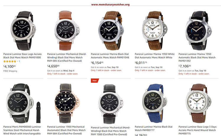 Panerai Watches USA