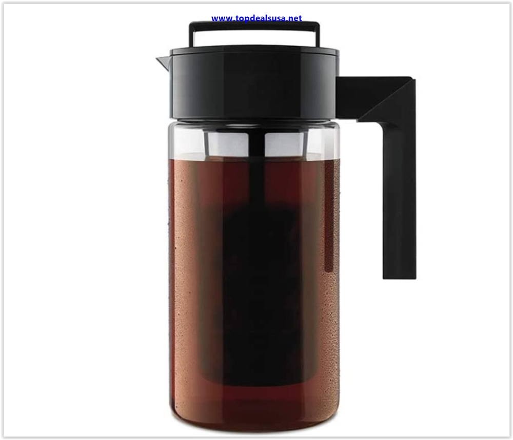 Takeya Patented Deluxe Cold Brew Iced Coffee Maker Review