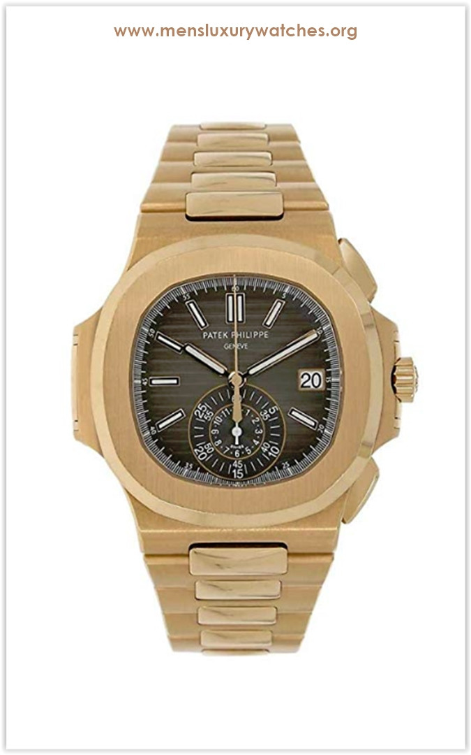 Patek Philippe Nautilus Automatic-self-Wind Men's Watch 59801R-001the best price