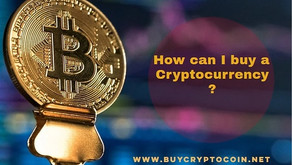 How can I buy a Cryptocurrency?