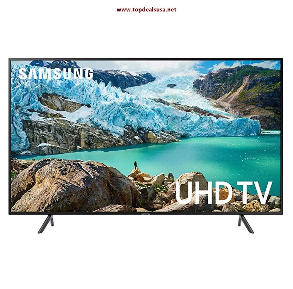 Samsung 65 RU7100 LED Smart 4K UHD TV best buy