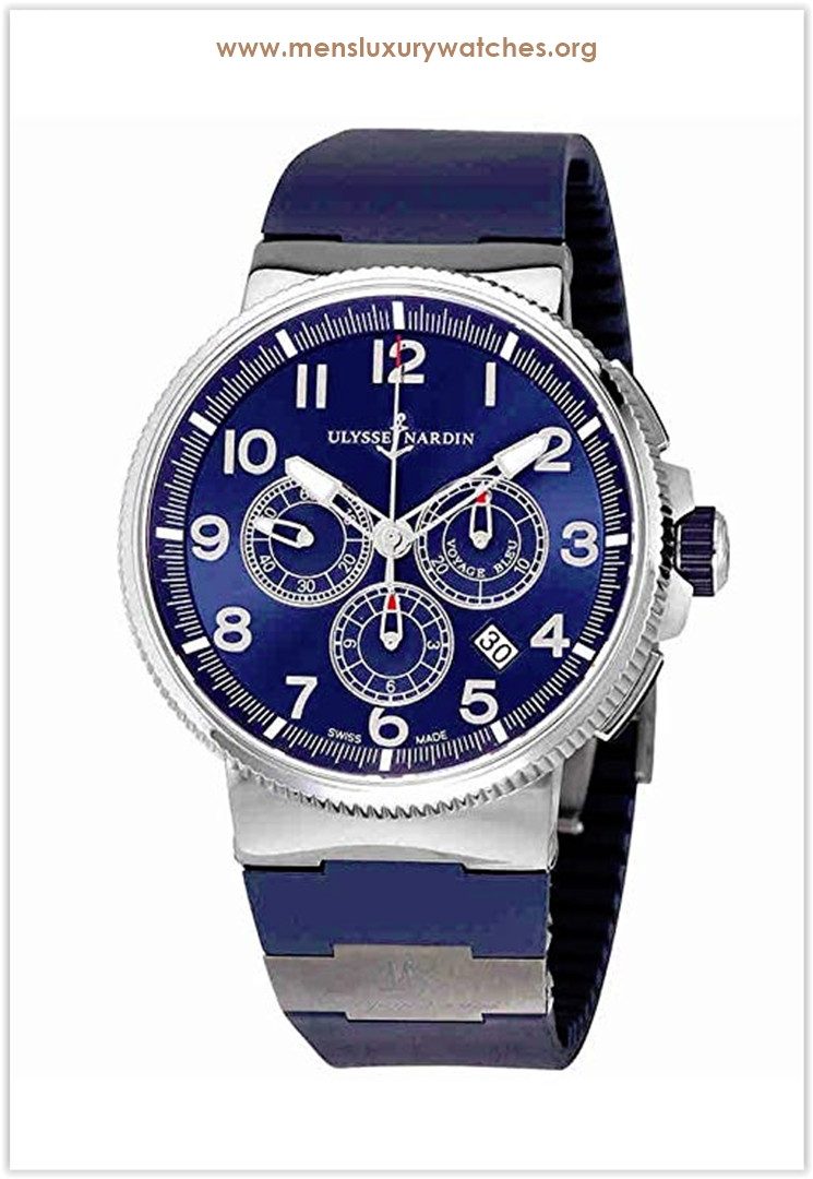Ulysse Nardin Marine Chronograph Automatic Men's Watch the best price