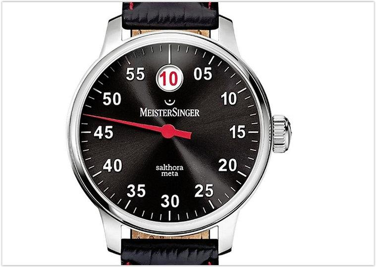 MeisterSinger men´s watch automatic-self-wind Salthora Meta