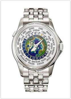 Patek Philippe World Time Men's Watch Pr
