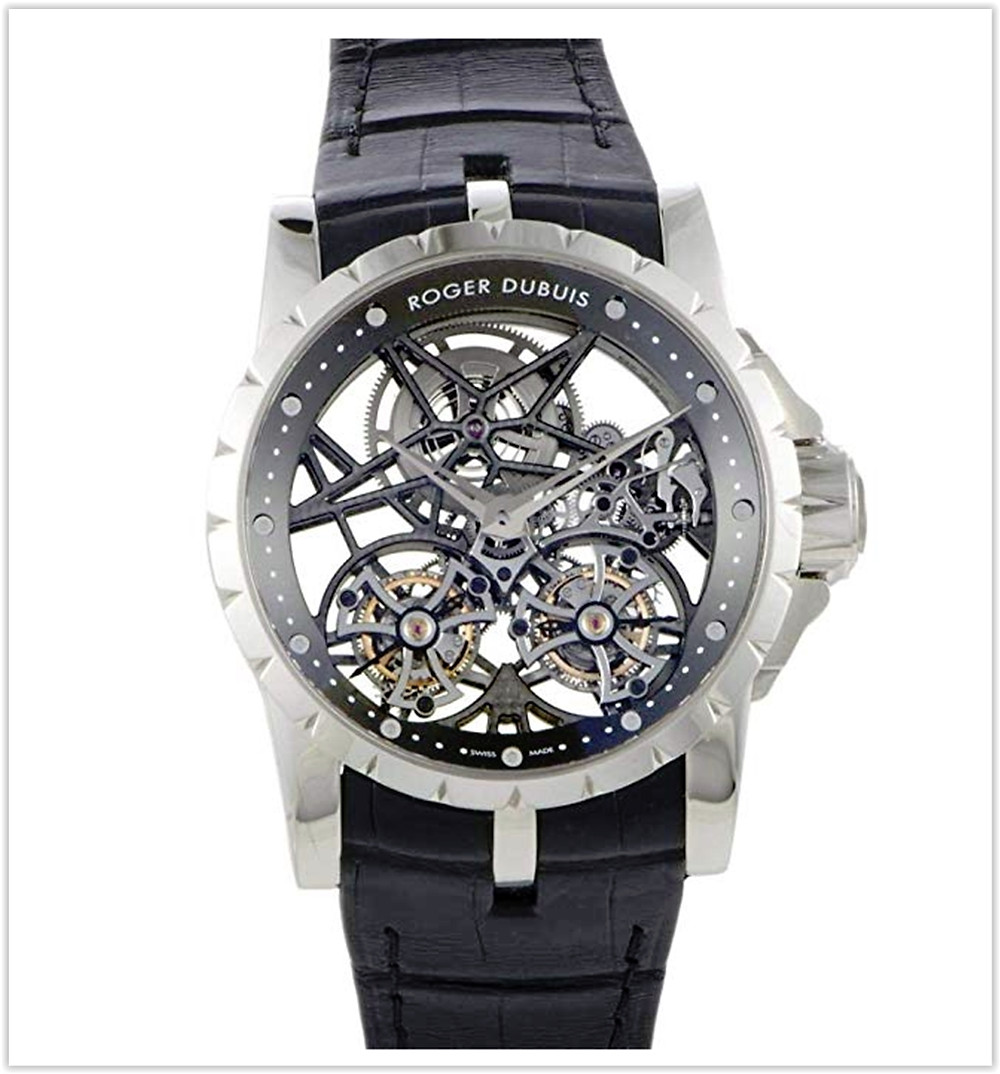 Roger Dubuis Excalibur Mechanical-Hand-Wind Male Watch