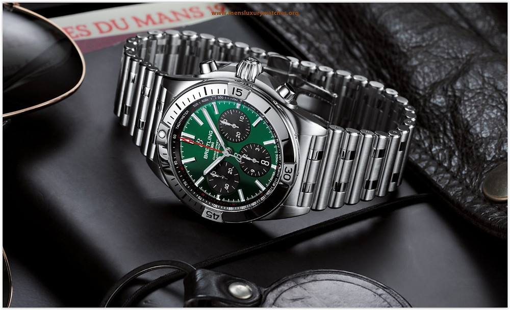 Breitling Chronomat Collection Watches 2020