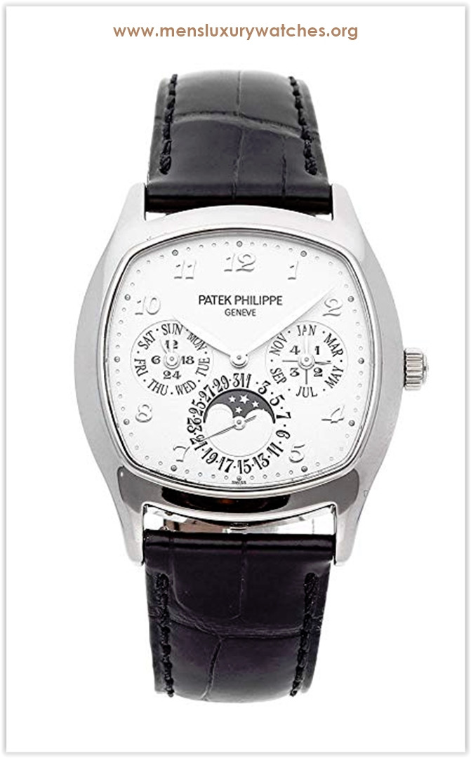 Patek Philippe Grand Complications Mechanical (Automatic) Silver Dial Men's Watch 5940G-001 the best price