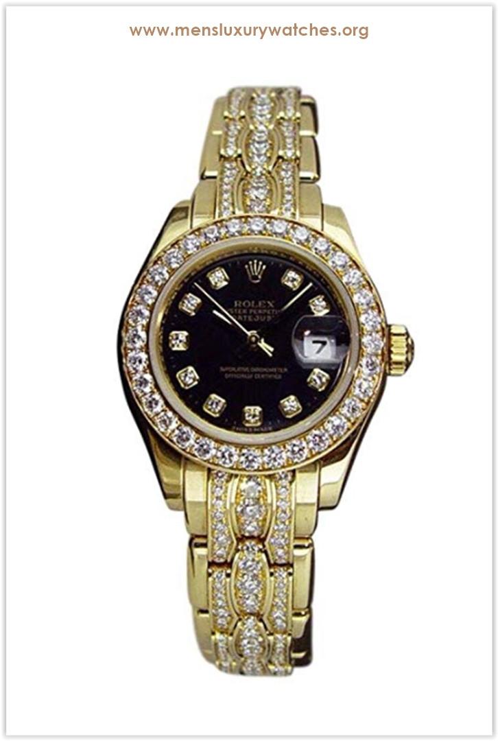 Rolex Masterpiece Automatic-self-Wind Female Watch Price