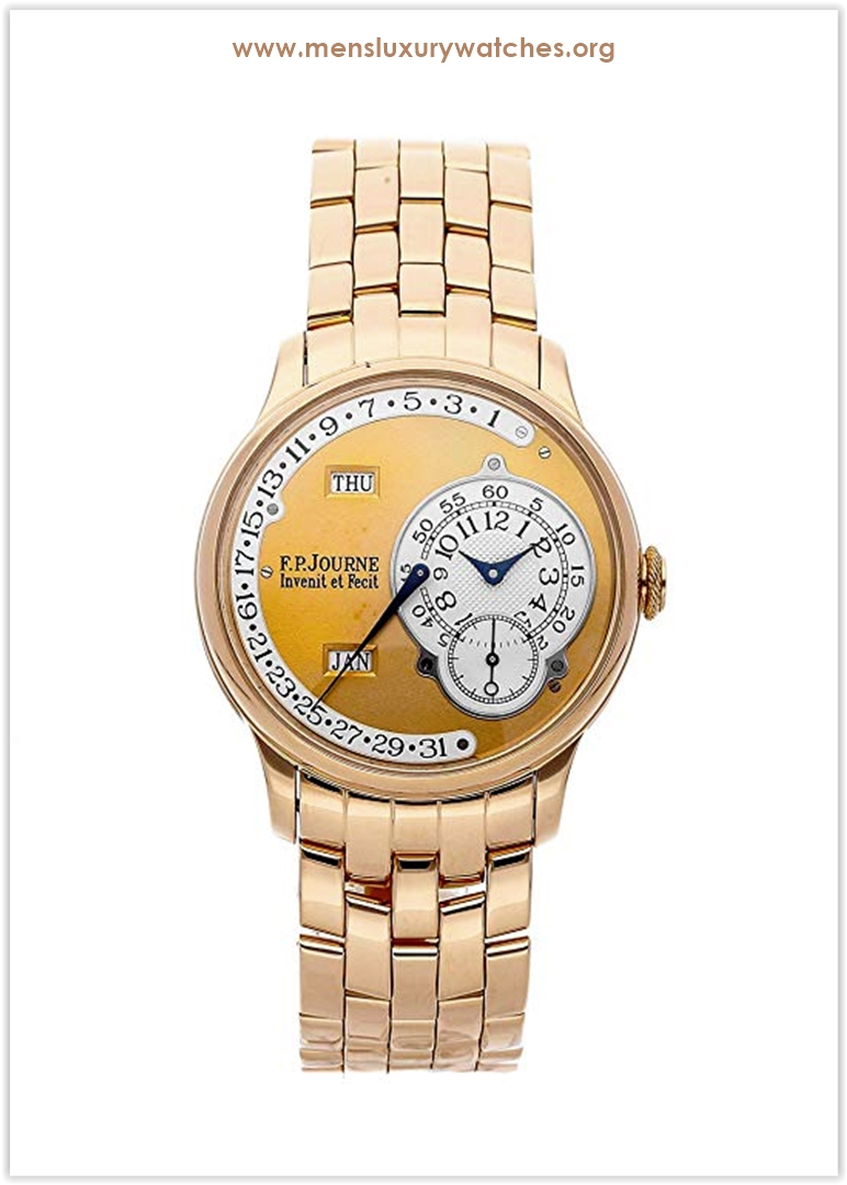 F.P Journe Gold Watch