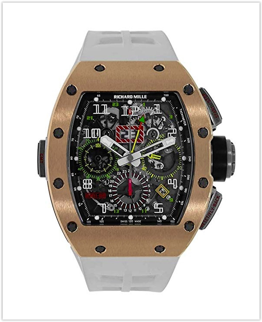 Richard Mille RM 011 Automatic-self-Wind Male Watch RM011-02 best price