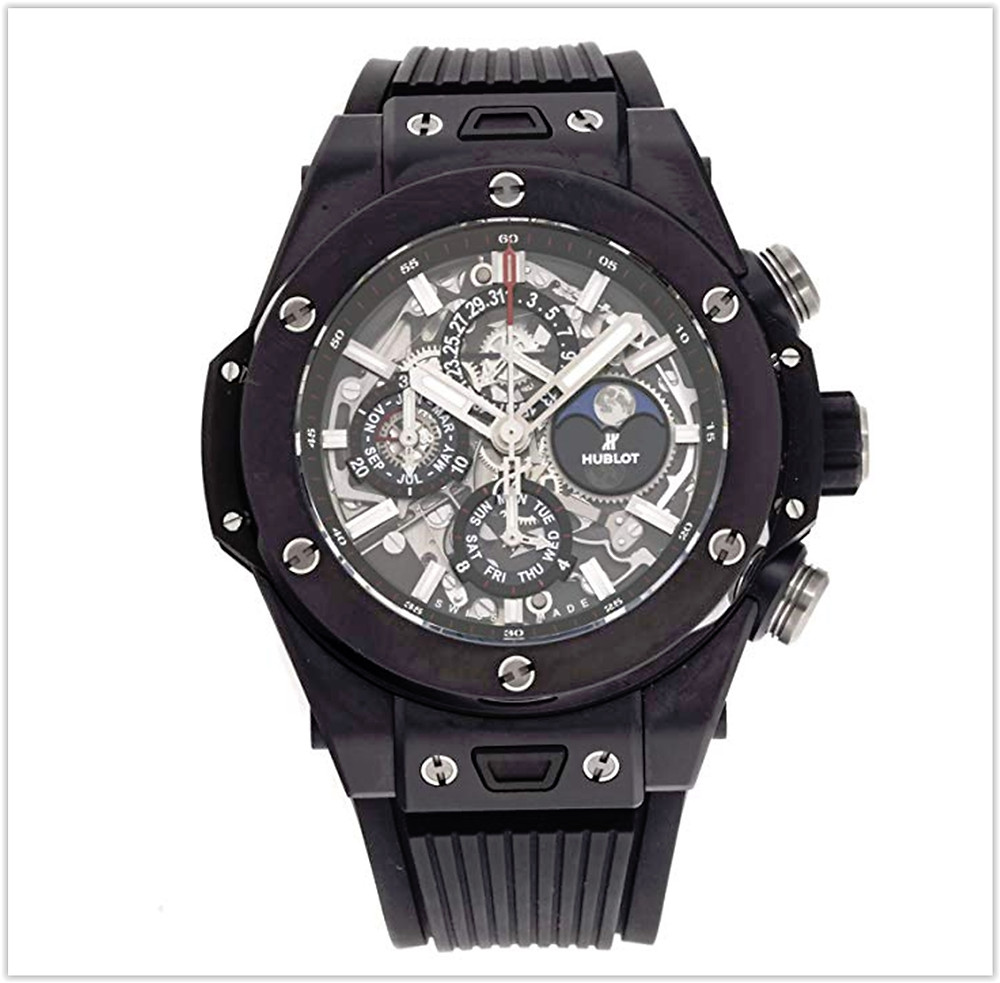 Hublot Big Bang Mechanical (Automatic) Skeletonized Dial Men's Watch buy online