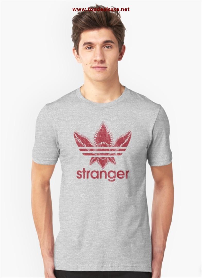 Stranger Athletic Slim Fit T-Shirt best buy