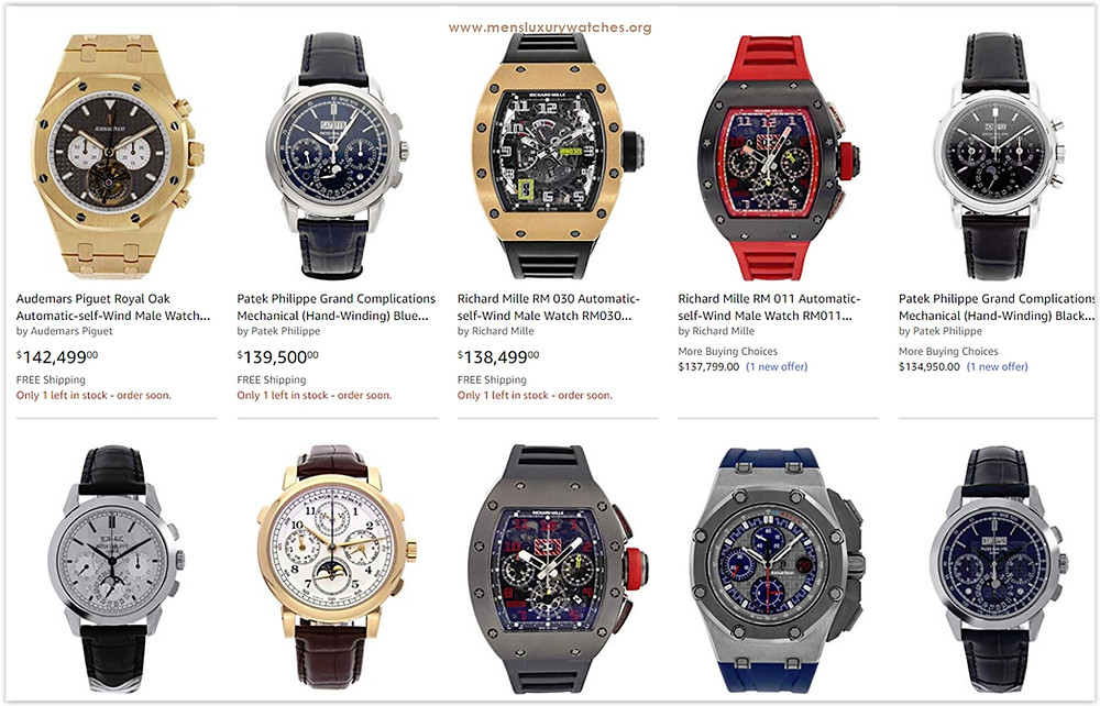 Magnificent Luxury Watches for Businessmen