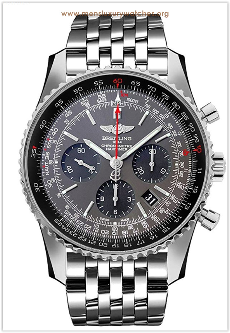 Breitling Navitimer 01 Stainless Steel 46mm Men's Watch Price