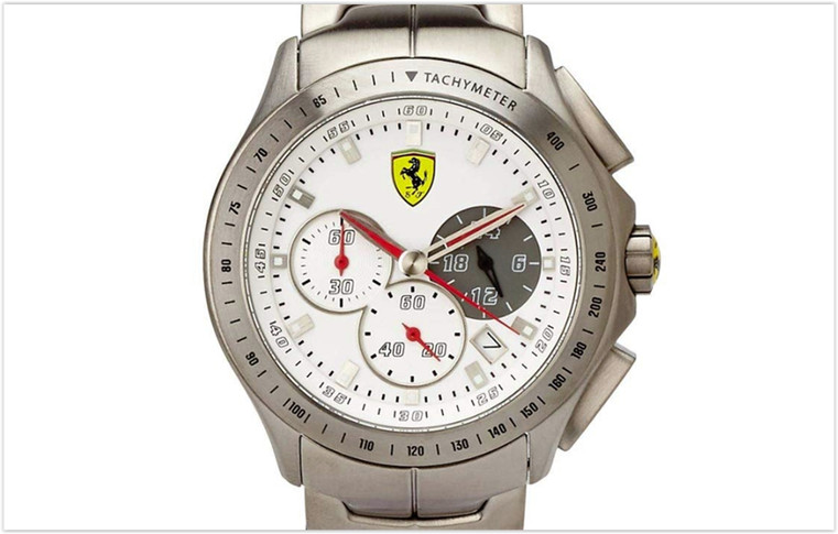 Ferrari Scuderia Chronograph Mens Watch