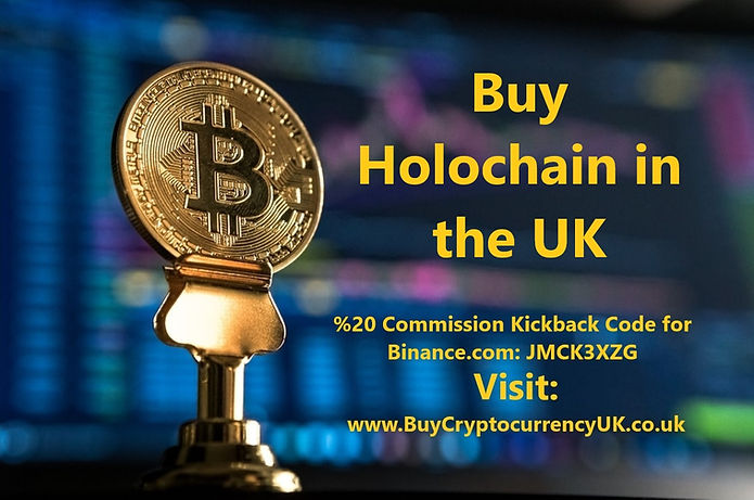 Buy Holochain in theUK