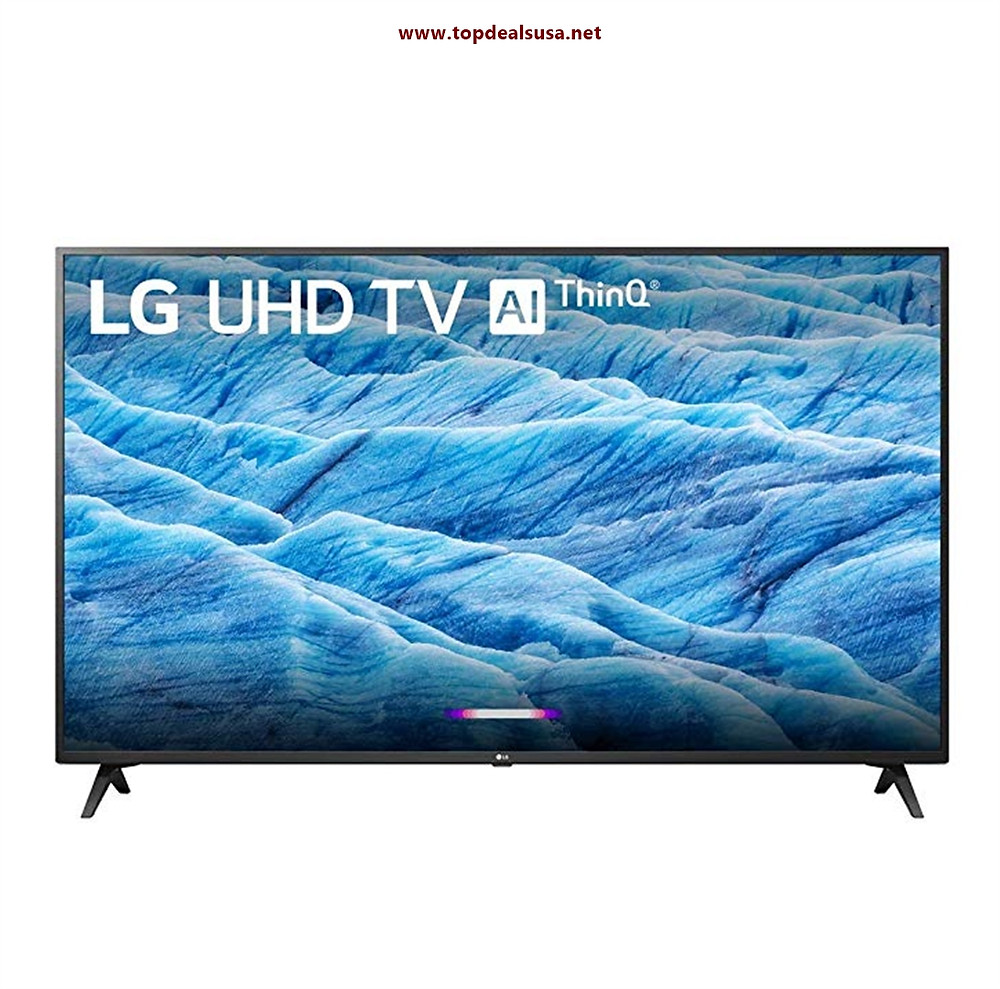 LG 70UM7370PUA 70 4K HDR Smart LED IPS TV best buy