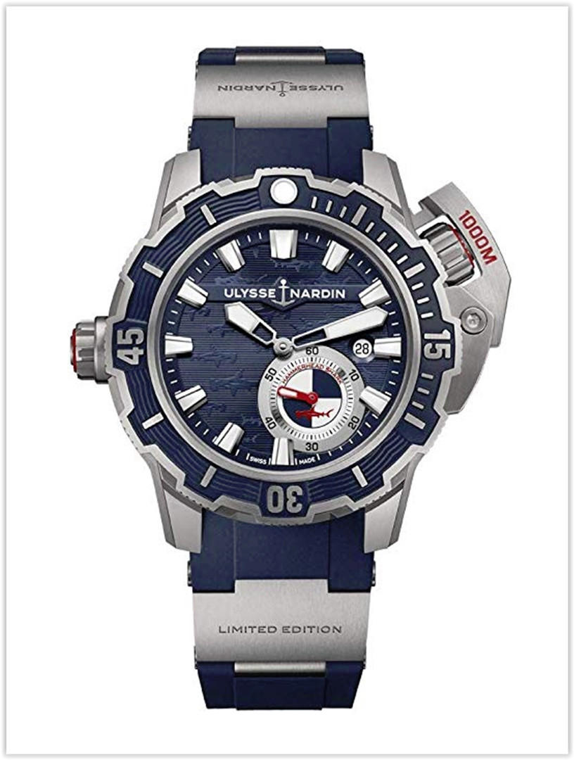 Ulysse Nardin Diver Deep Dive Limited Edition Hammer Men's Watch price