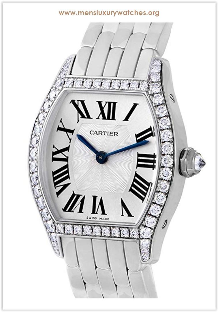 Cartier Tortue Women's Manual Wind Watch Price