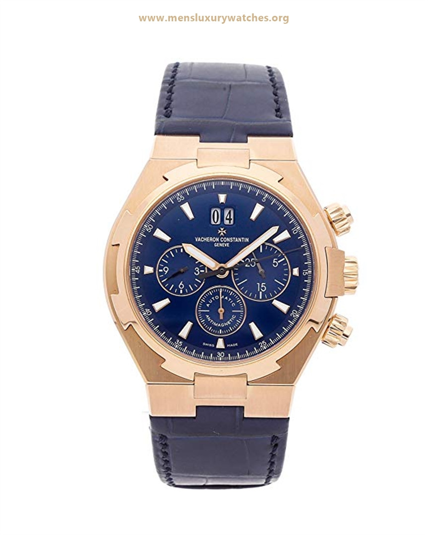 Vacheron Constantin Overseas Mechanical (Automatic) Blue Dial Men's Watch Price