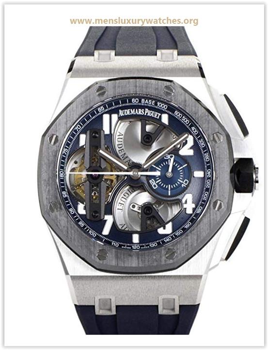 Audemars Piguet Royal Oak Offshore Mechanical-Hand-Wind Male Watch Price May 2019