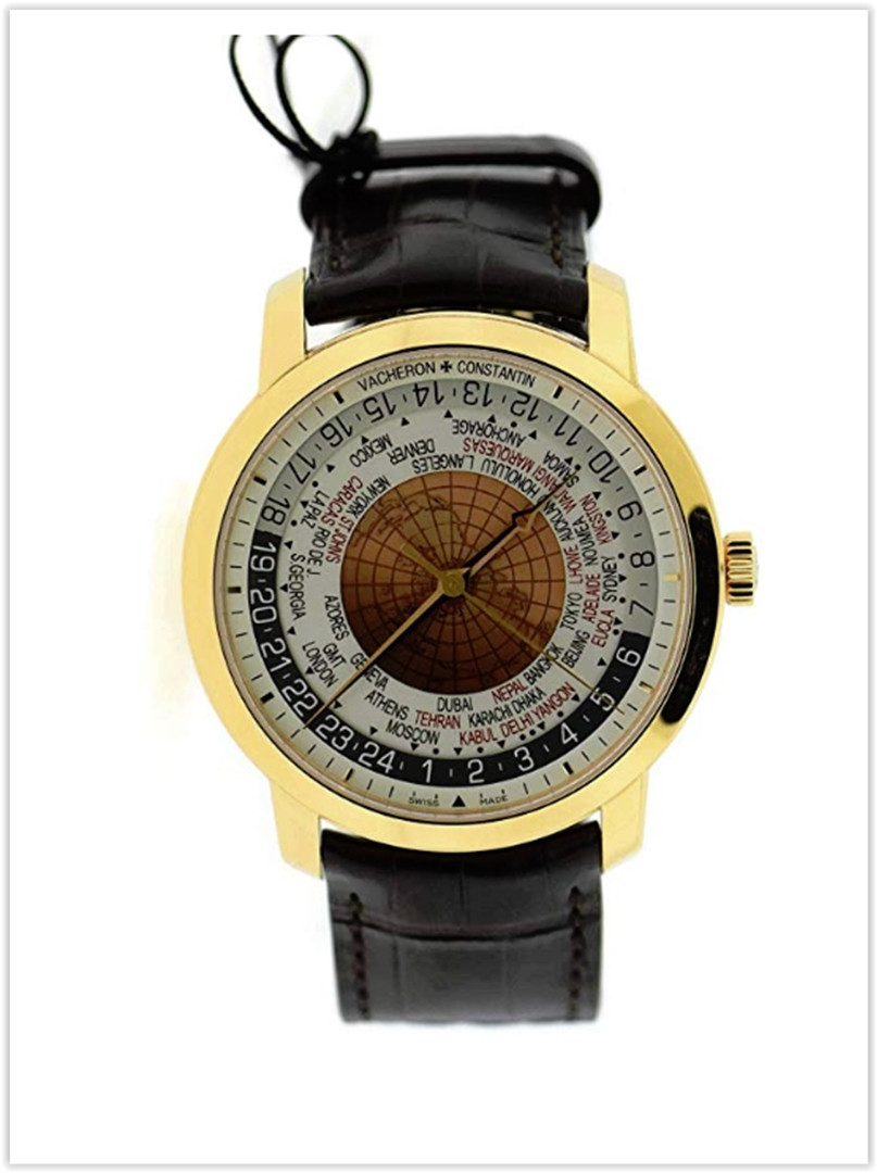 Vacheron Constantin Traditionnelle Automatic self Wind Men's Watch Price