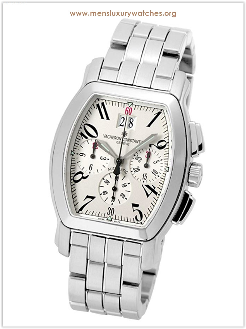 Vacheron Constantin Royal Eagle Chronograph Stainless Steel Men's Watch Price