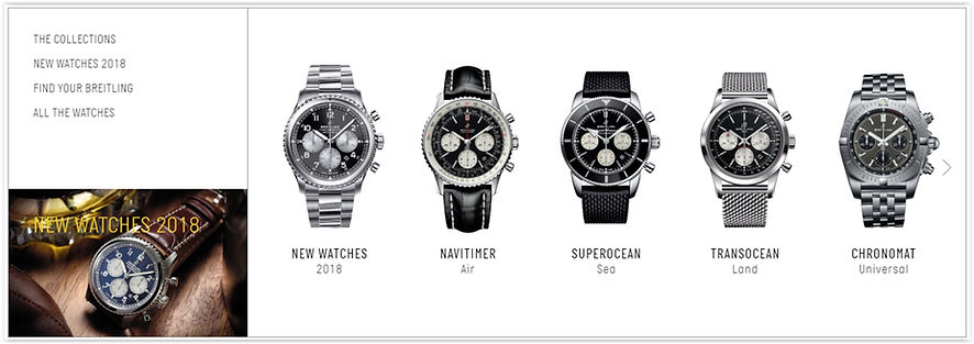 Breitling online store