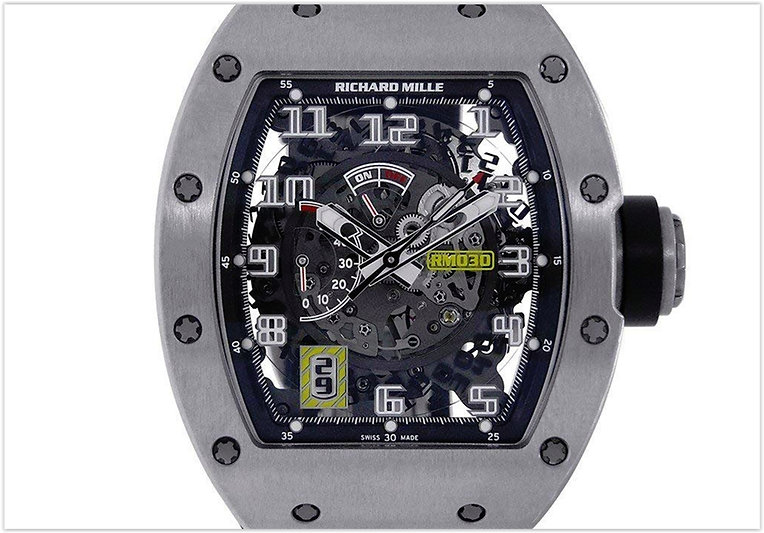 Richard Mille RM 030 Automatic-self-Wind