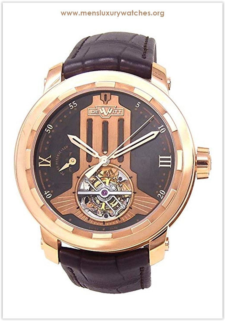 De Witt Twenty-8-Eight Automatic-self-Wind Male Watch Price