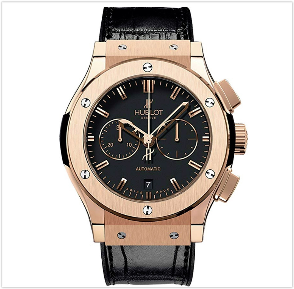 Hublot Classic Fusion 18ct Rose Gold 42mm Mens Watch  buy online