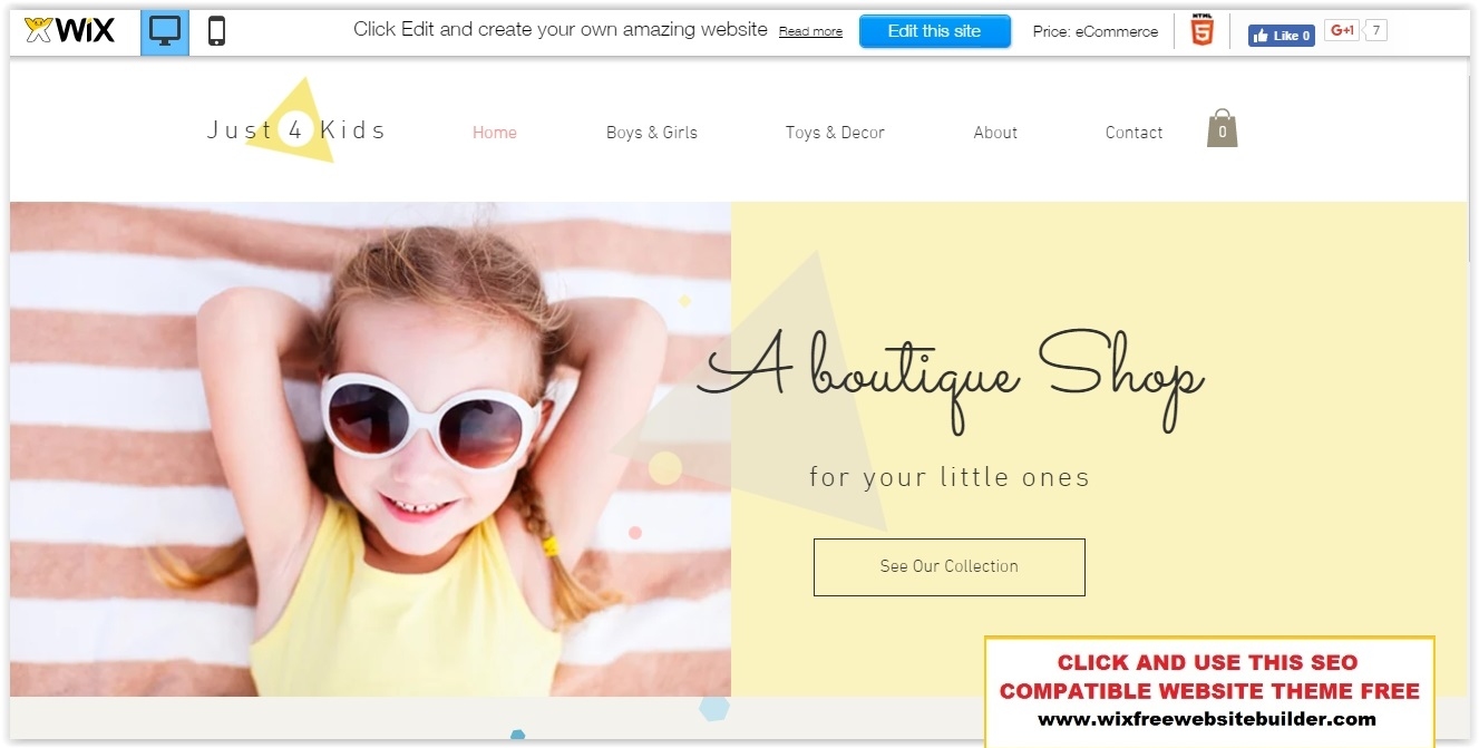 free website templates (237)